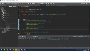 Java小專案-加減乘除Log4j-Logger、Junit4、BigDecimal、interface
