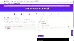 從零開始 的 C# 線上學習網站