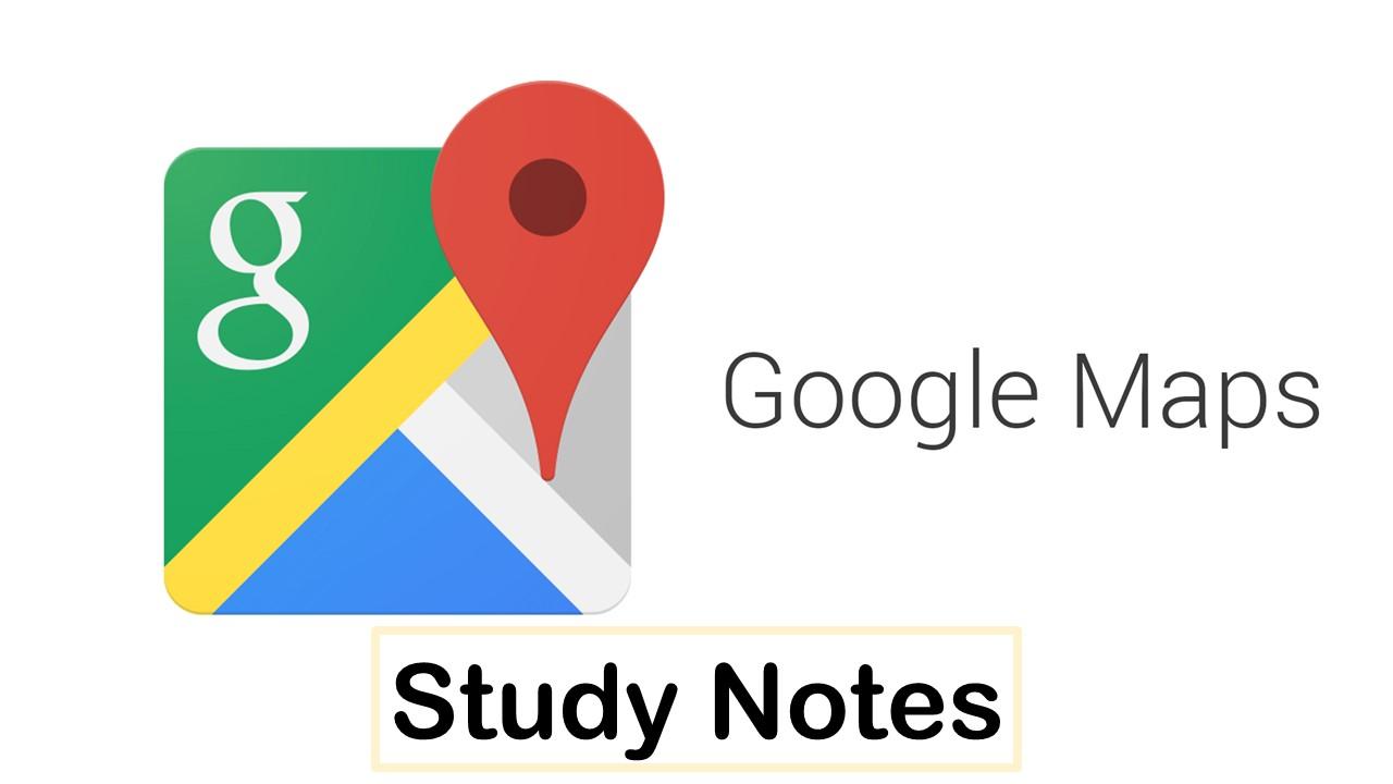 [FrontEnd]Google Maps API – Google Maps Embed API 嵌入式地圖API